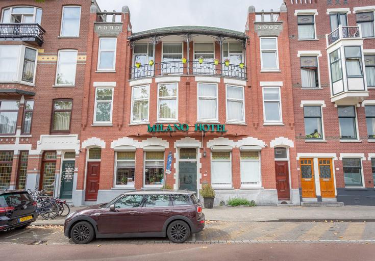 Hotel Milano, Rotterdam