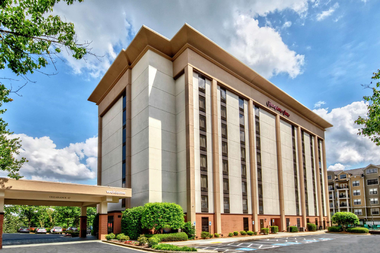 Hampton Inn - Atlanta Perimeter Center, Fulton
