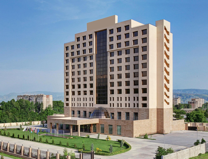 Hilton Dushanbe, Rudaki