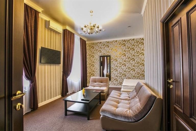 Boutique-Hotel Rest House, Volzhskiy