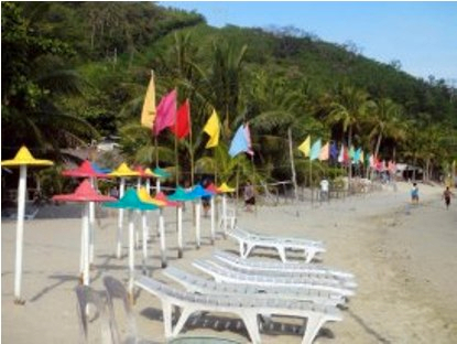 Mountain Beach Resort, Abra de Ilog