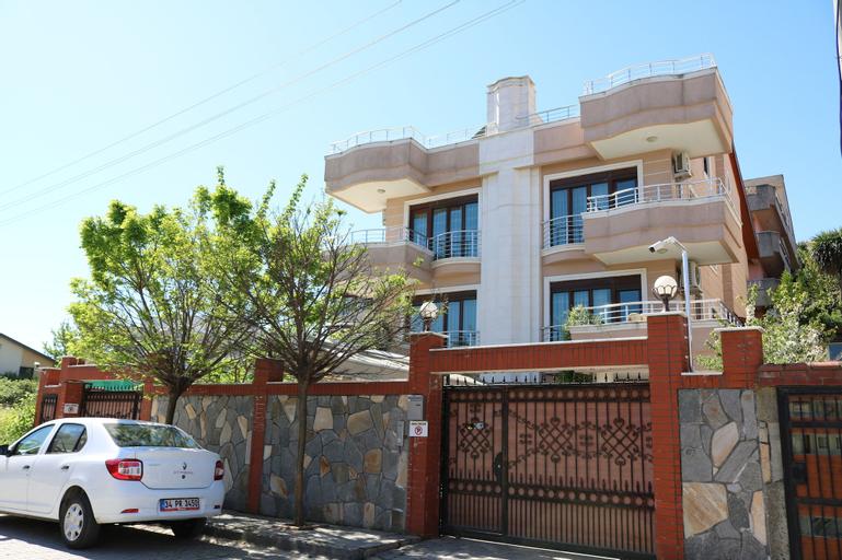 Asfar Villa, Merkez