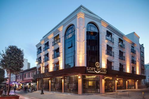 B Loft Hotel Bursa, Yıldırım