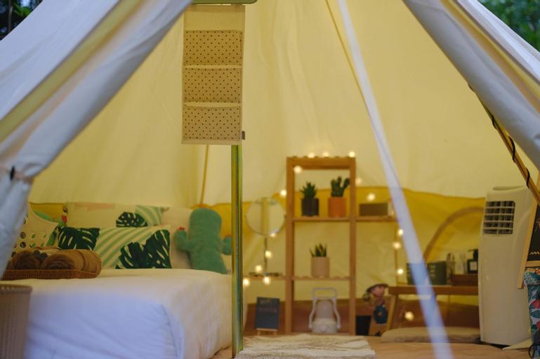O Little Tent de Koh Chang, Muang Ranong