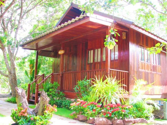 Baansuanlynjee Maeklong Resort, Bang Khon Ti