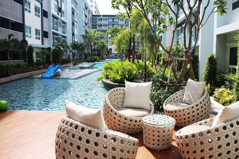 The Trust Pool & Garden Huahin, Hua Hin