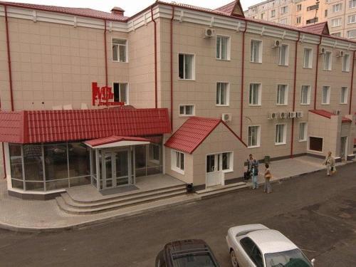 Гостиница Русь, Barnaul gorsovet
