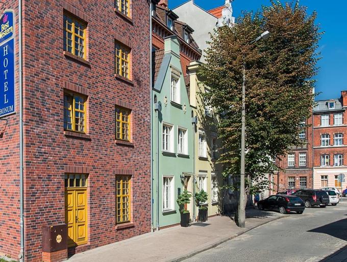 Hotel Bonum, Gdańsk City