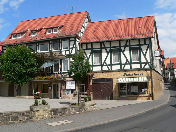 Hotel Fleischerei Schneider, Werra-Meißner-Kreis