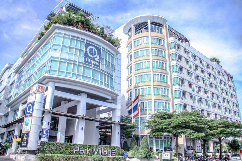 Park Village Rama II Serviced Suites & Residence, Bangkhuntien