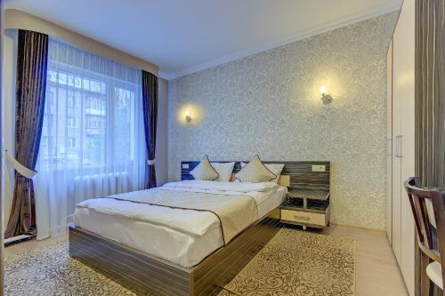 Resident Hotel Almaty, Almaty (Alma-Ata)