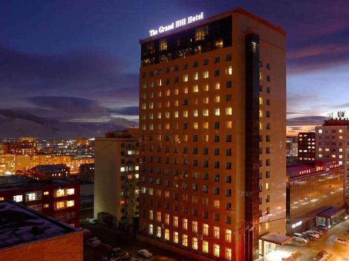 The Grand Hill Hotel Ulaanbaatar, Ulan Bator
