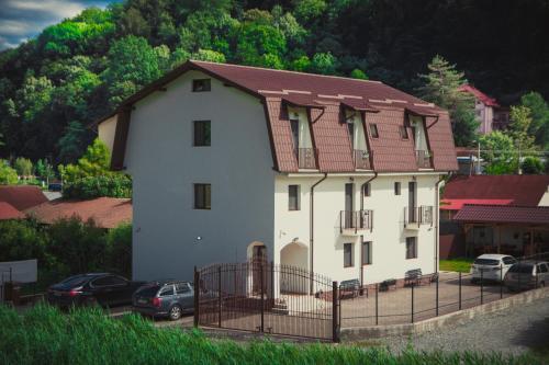 Vila TeoDora Caciulata, Calimanesti