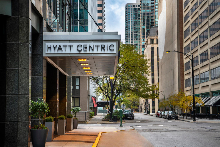 Hyatt Centric Chicago Magnificent Mile (Pet-friendly), Cook