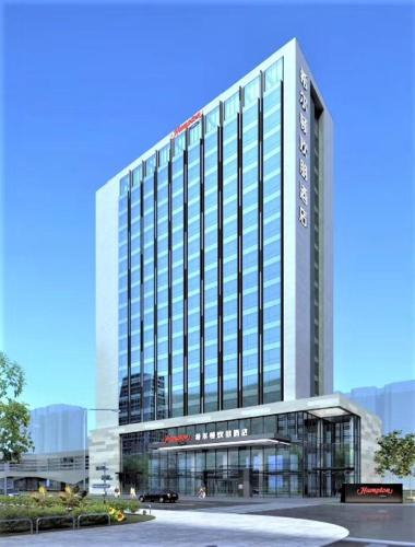 Mainland Chinese Only Hampton by Hilton Dalian Zhongshan, Dalian