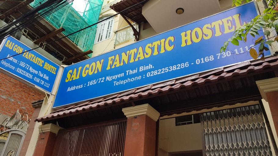 Saigon Fantastic Hostel, Quận 1