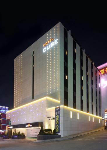 Hotel Cube Songdo, Yeonsu