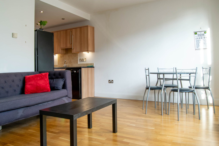 Bright and Cosy 1 Bedroom Flat in Greenwich, London