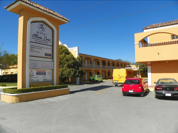 Hotel Maria Luisa Inn & Suites, Cadereyta Jiménez