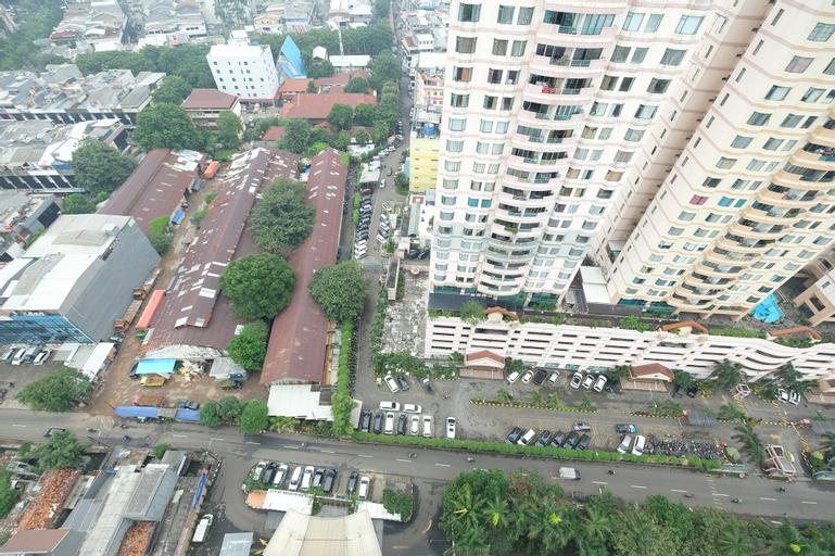 Modern 2BR Apartment @ Mangga Dua Residence By Travelio, Jakarta Pusat