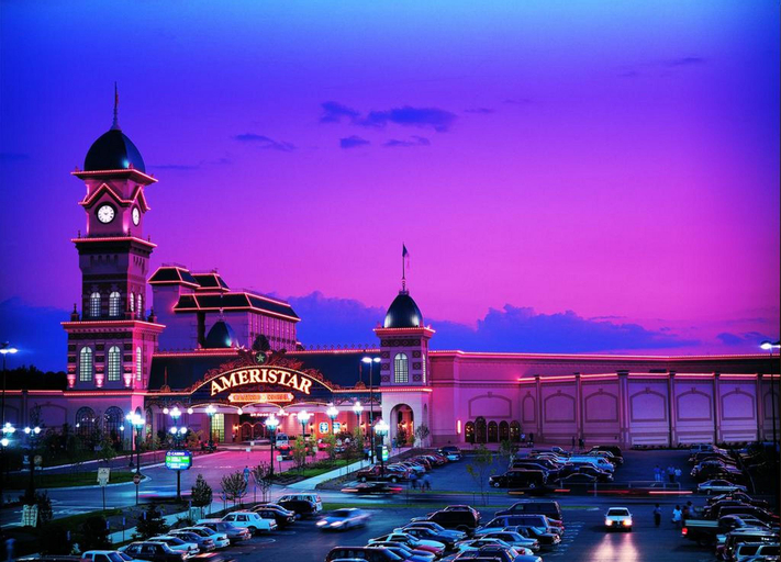 Ameristar Casino Hotel Kansas City, Clay