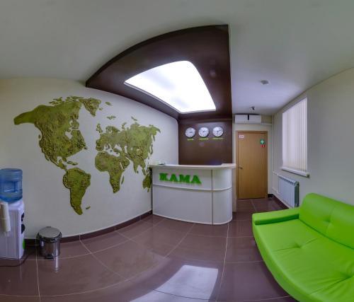 Kama Hotel, Zav'yalovskiy rayon