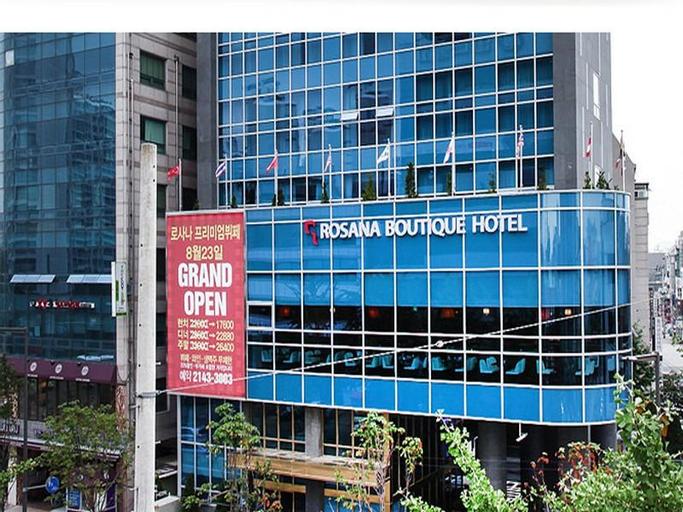 Rosana Boutique Hotel, Gwang-jin