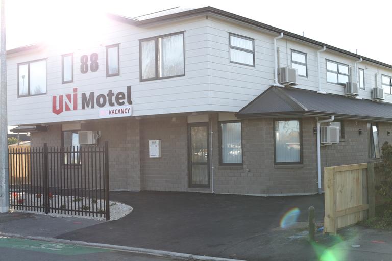 Uni Motel, Hamilton