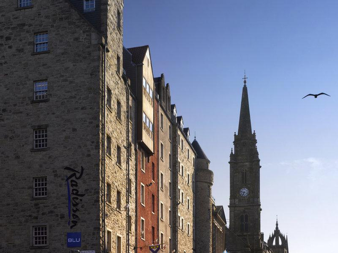Radisson Blu Hotel Edinburgh City Centre, Edinburgh