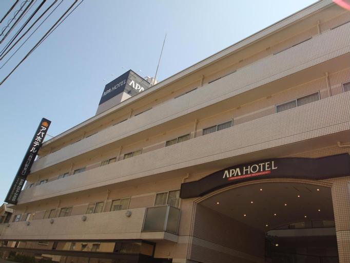 APA Hotel Nishi-Kawaguchi Higashi-guchi, Warabi