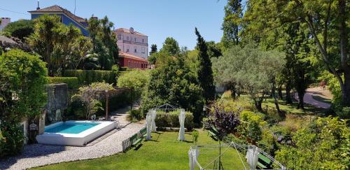 Vila Libania, Sintra