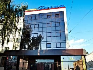 Hotel Desna, Bryansk