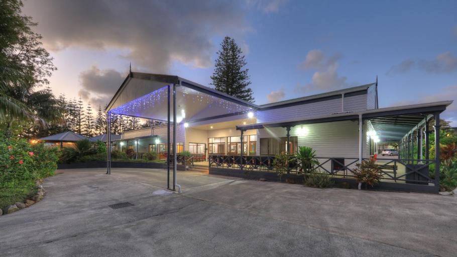Paradise Hotel And Resort, Norfolk Island