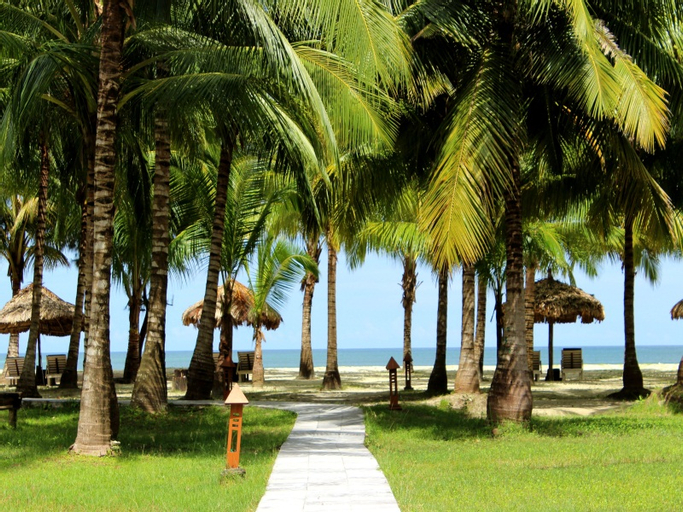Silver Sand Beach Resort - Havelock Island, South Andaman