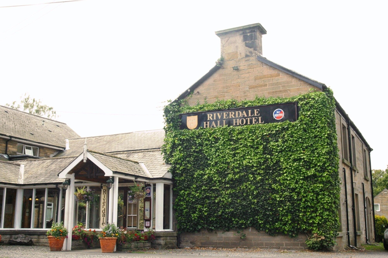 Riverdale Hall Hotel, Northumberland