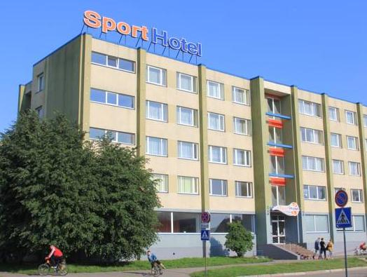 SportHotel, Liepaja