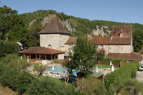Logis hotel Spa La Truite Doree, Lot