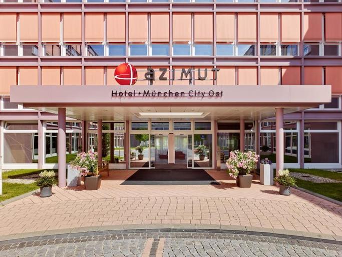 AZIMUT Hotel Munich, München
