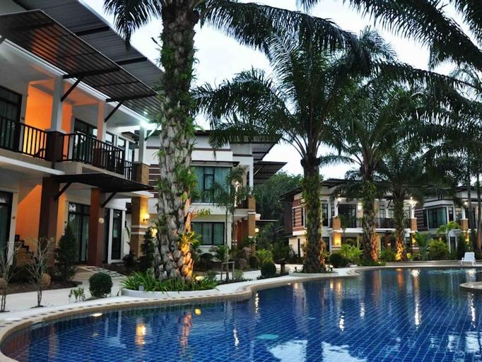 Nattha Waree Hot Spring Resort and Spa, Nua Khlong
