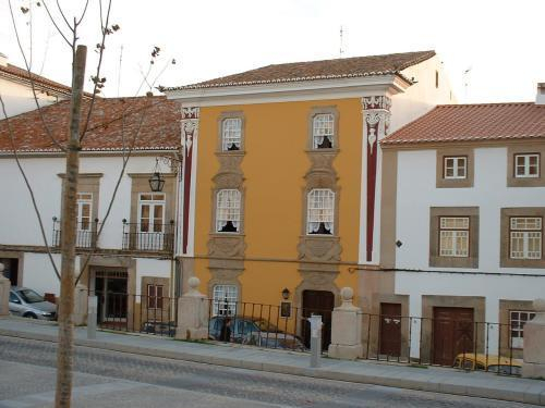 Casa Amarela TH & National Monument, Castelo de Vide