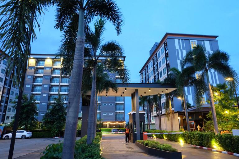 Interpark Hotel & Residence, Eastern Seaboard Rayong, Pluak Daeng