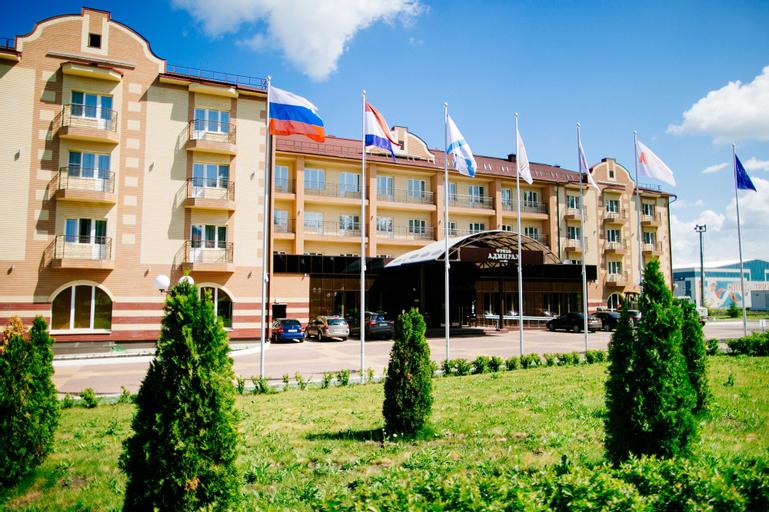 Admiral Hotel, Saransk gorsovet