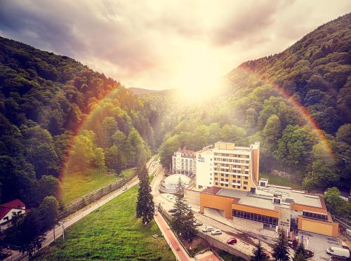 Hotel Perla, Slanic-moldova