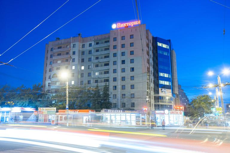 Victoria Hotel Chelyabinsk, Chelyabinsk gorsovet