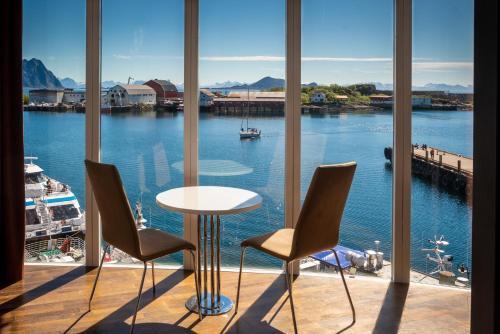 Nordis Hotel & Suites, Vågan
