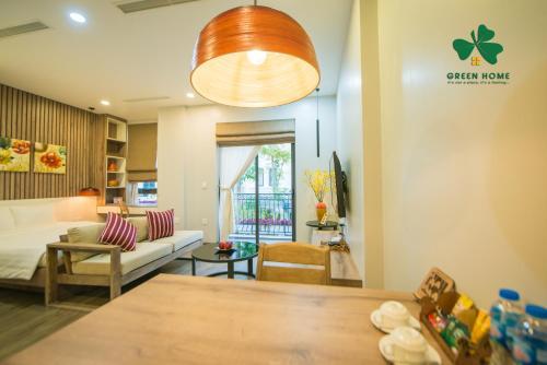 GreenHome Apartments, Hồng Bàng