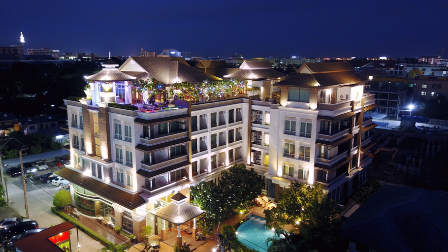 Suvarnabhumi Suite, Lat Krabang