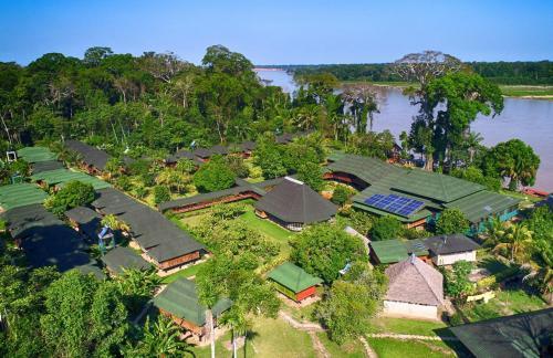 EcoAmazonia Lodge, Tambopata