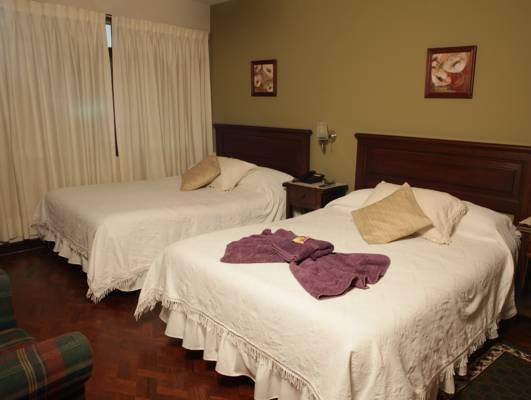 Hotel Carmen, Cercado
