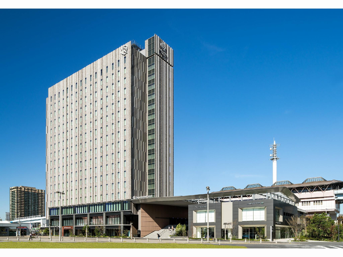 Daiwa Roynet Hotel Tokyo Ariake, Kōtō